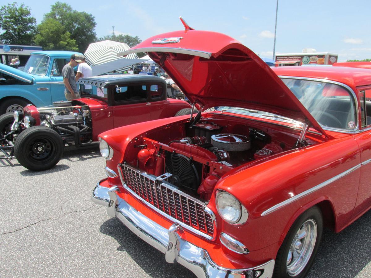 Veteran Car Show (1)