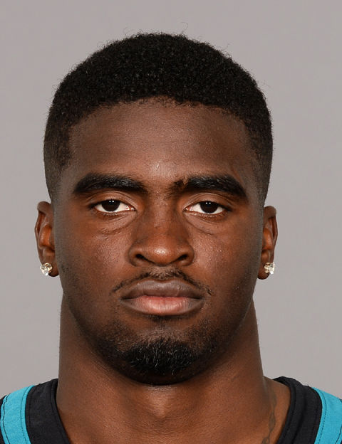 Breon Borders - Jaguars updated head shot