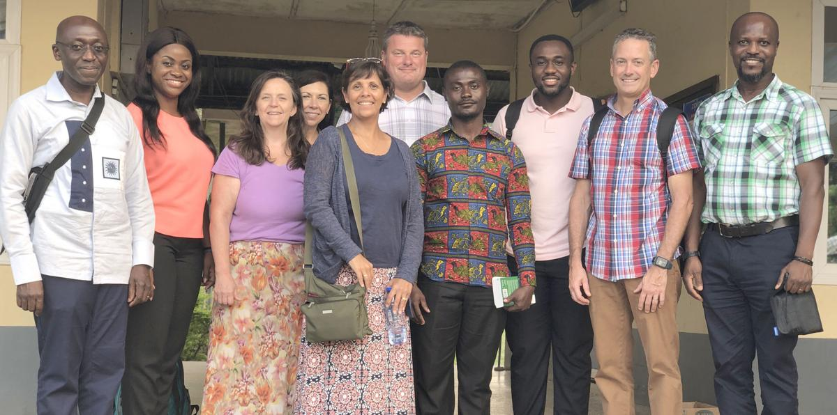 Local Mission Team Goes To Ghana We Receive More Than
