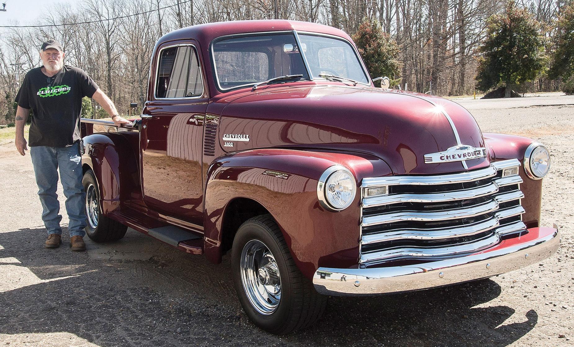 My Classic Car Raymond Mccann S 51 Chevy Truck Galleries Statesville Com
