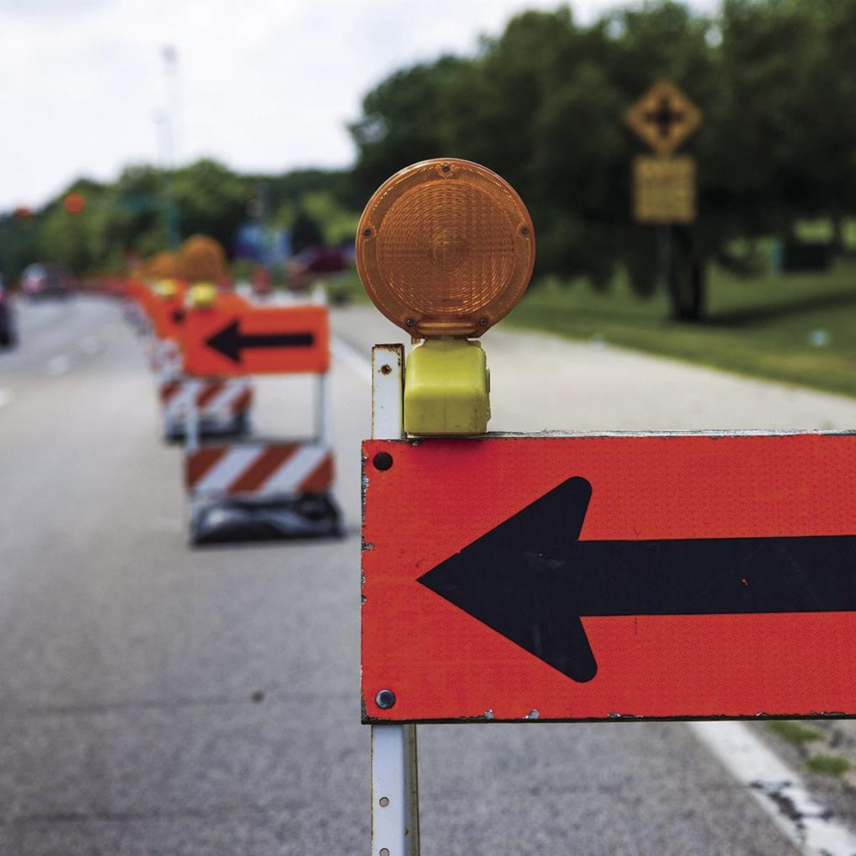 Where is the I-77 construction this week? | Local News