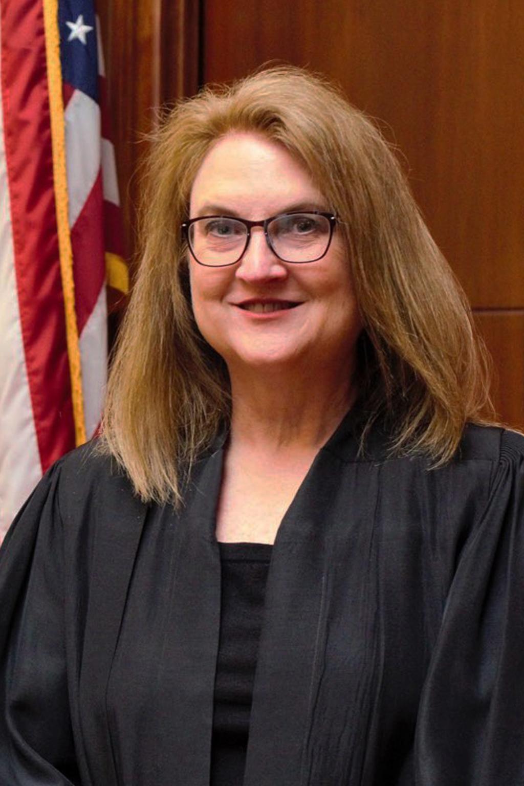 NC Supreme Court Associate Justice Barbara Jackson