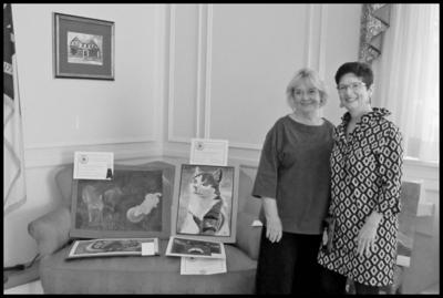 Photo Statesville Woman S Club Holds Arts Festival News