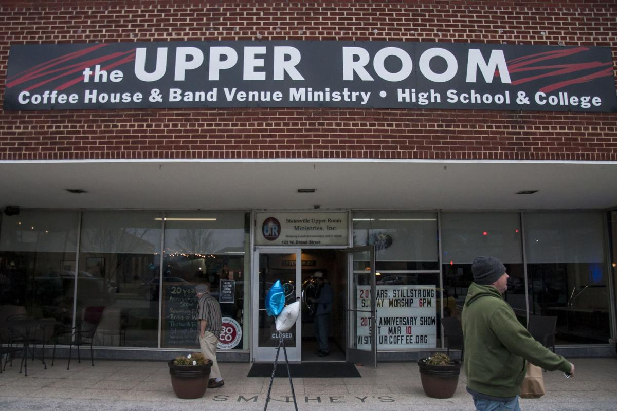 Upper Room marks 20 years