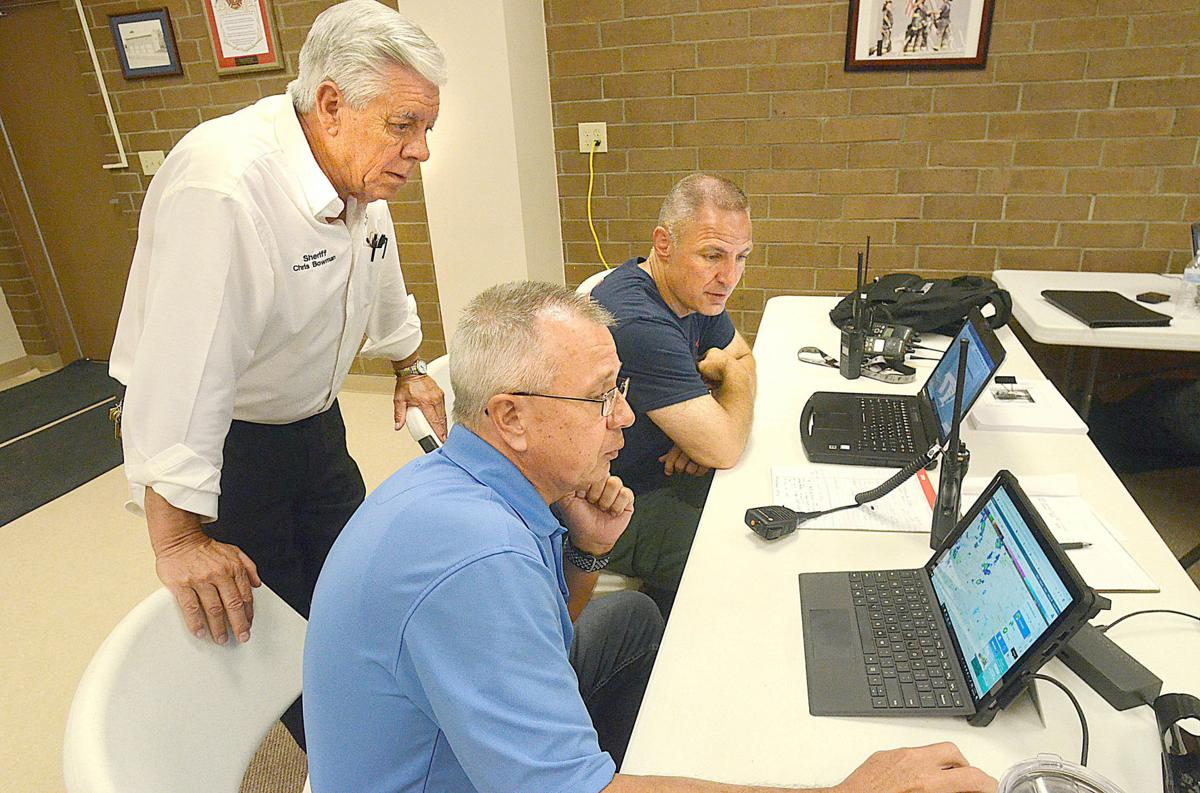 Alexander County Command Center