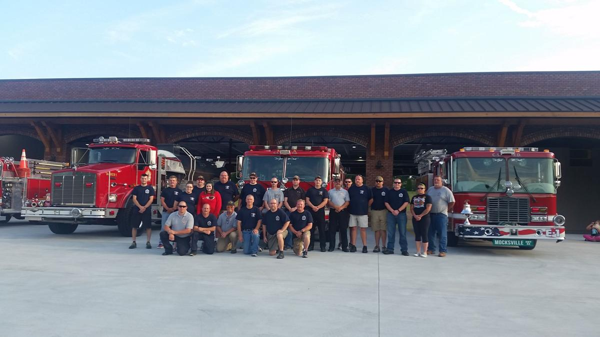Cool Springs completes new fire station, moves fire trucks