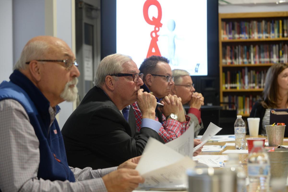board meeting 1