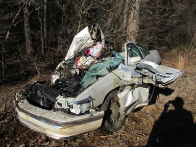One injured in I-40 wreck west of Statesville | News