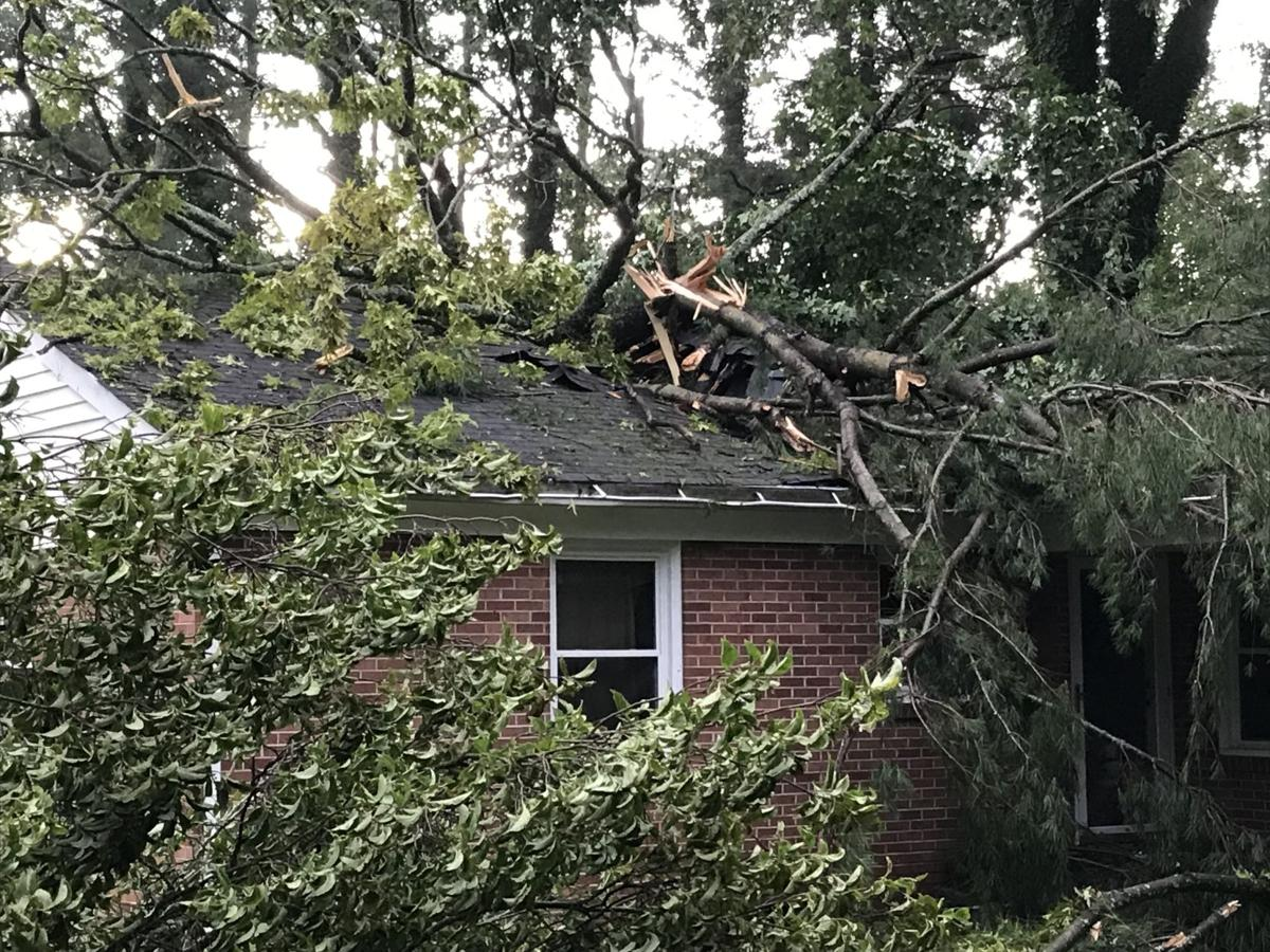 Iredell Storm Damage