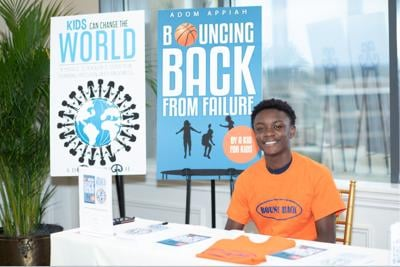 How a South Carolina teen raised $70,000 for his community by organizing basketball games