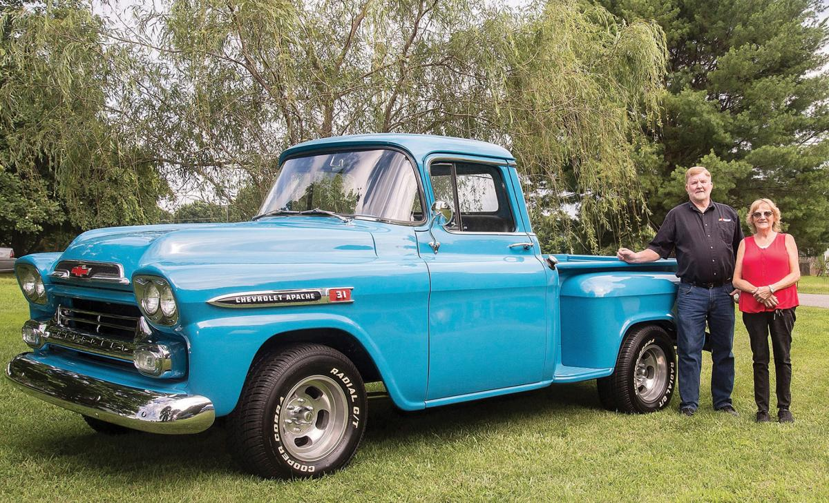 All Chevy chevy classic 2005 : MY CLASSIC CAR: Roger Duke's '59 Chevy half-ton | Galleries ...