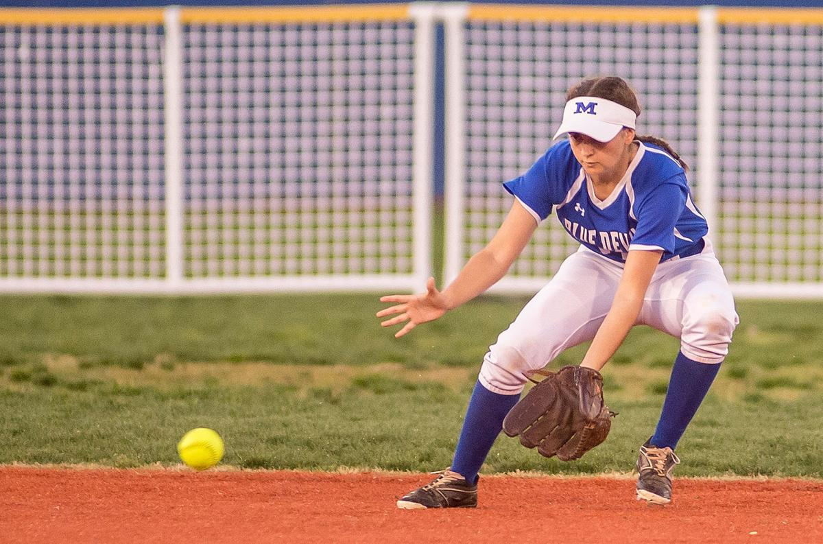 HIGH SCHOOL SOFTBALL: Mooresville rolls against Lake Norman
