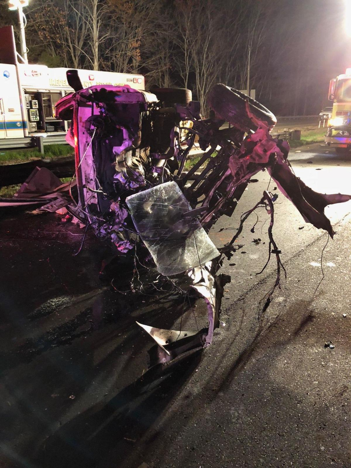 2 killed in 2 wrecks on I-40 in Iredell   News   statesville com