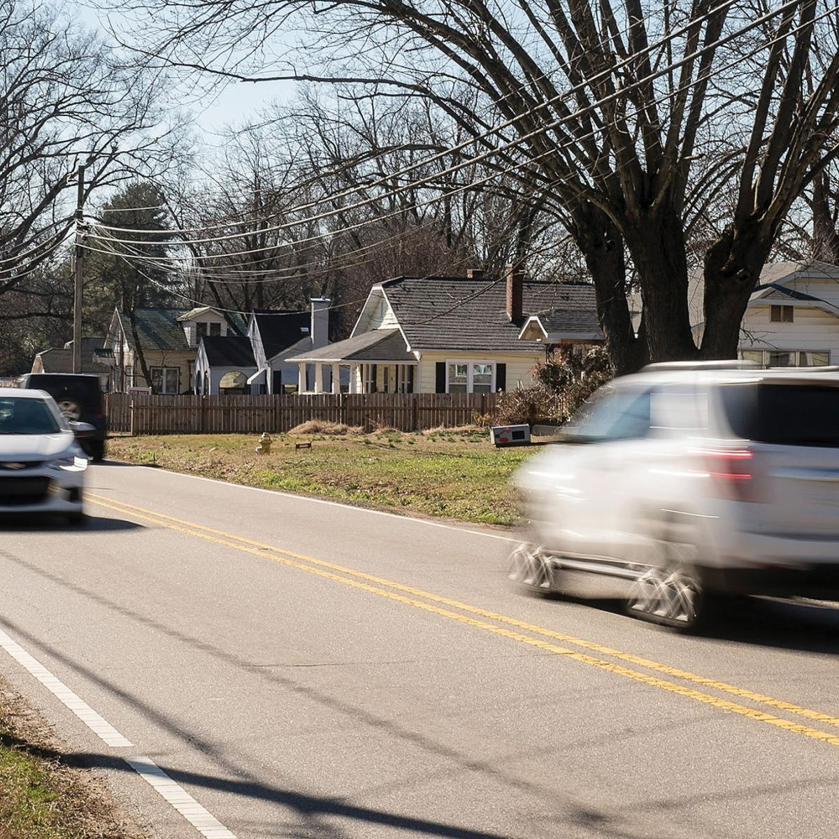 U S  21 expansion leaves residents looking for new homes