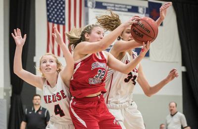 Statesville Christian girls basketball preview