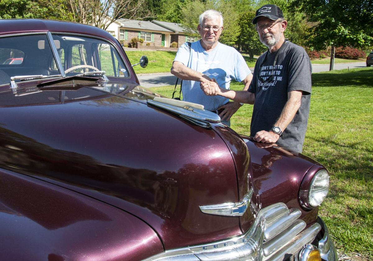 Classic car connects Statesville High School classmates | News ...