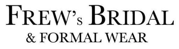 3c343f18235 Frew s Bridal