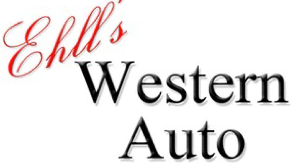 Ehll s Western Auto lawn & garden equipment