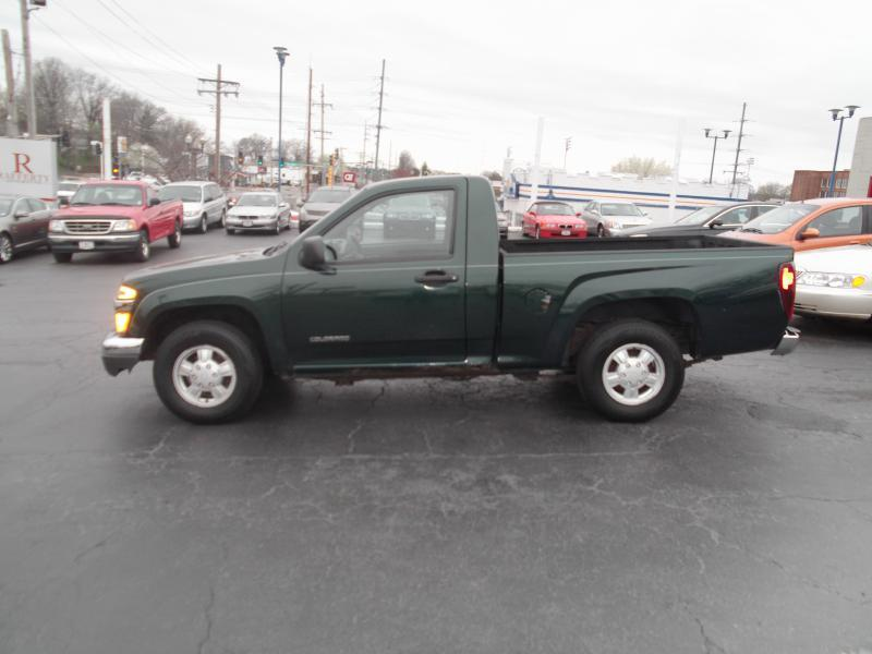 2005 GREEN Chevrolet Colorado | Trucks | stltoday com