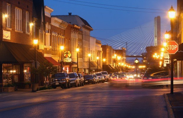 Explore Cape Girardeau