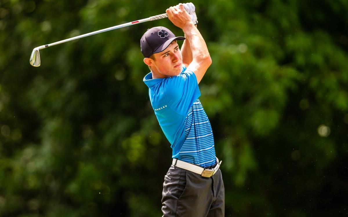 Boys Gateway PGA Junior Tournament: Final round