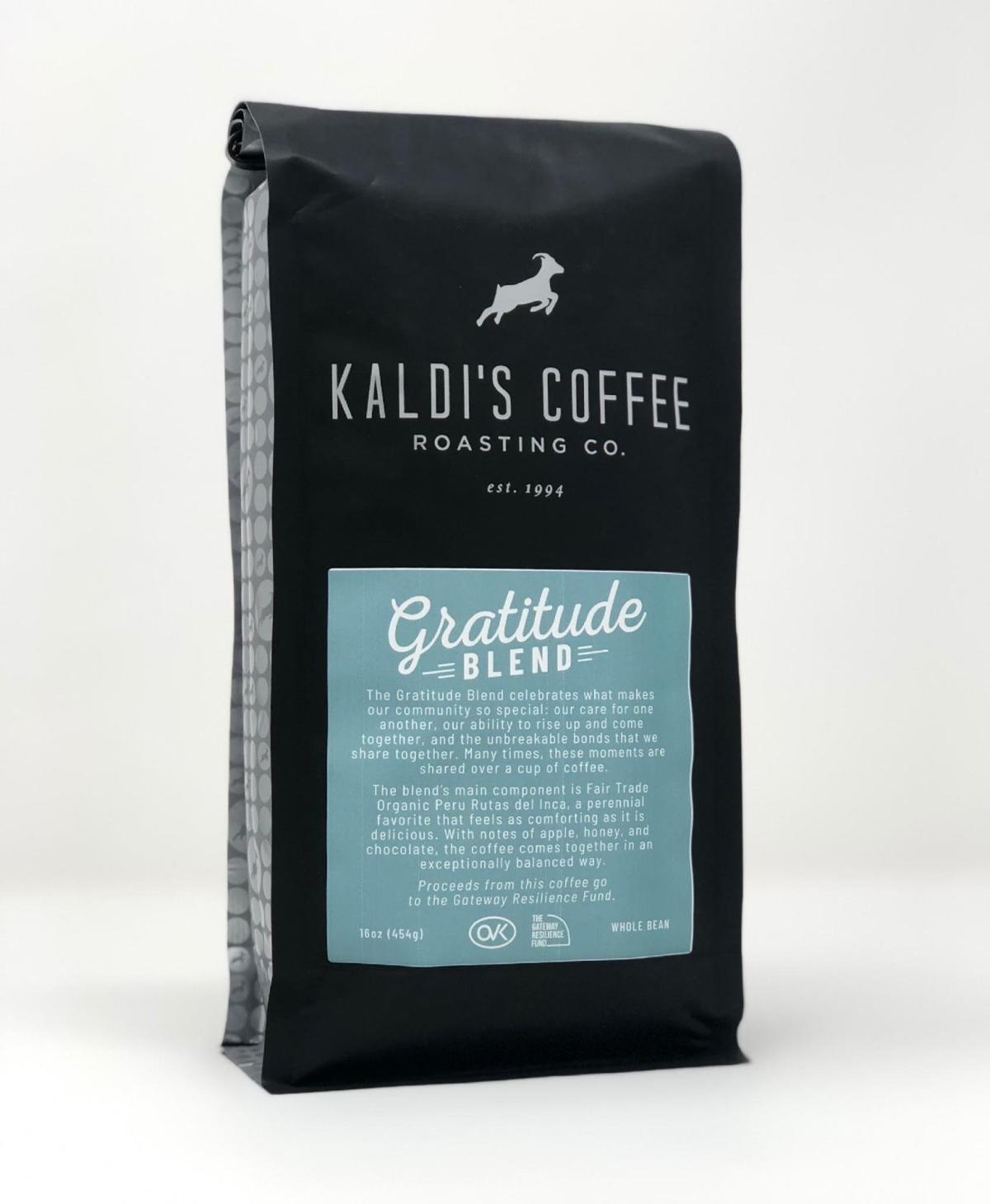 Kaldi's Gratitude coffee