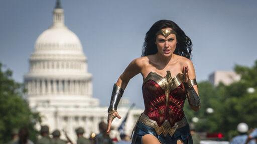 Your daily 6: 'Wonder Woman' and 'Soul' hit streaming; Trump's veto and more pardons