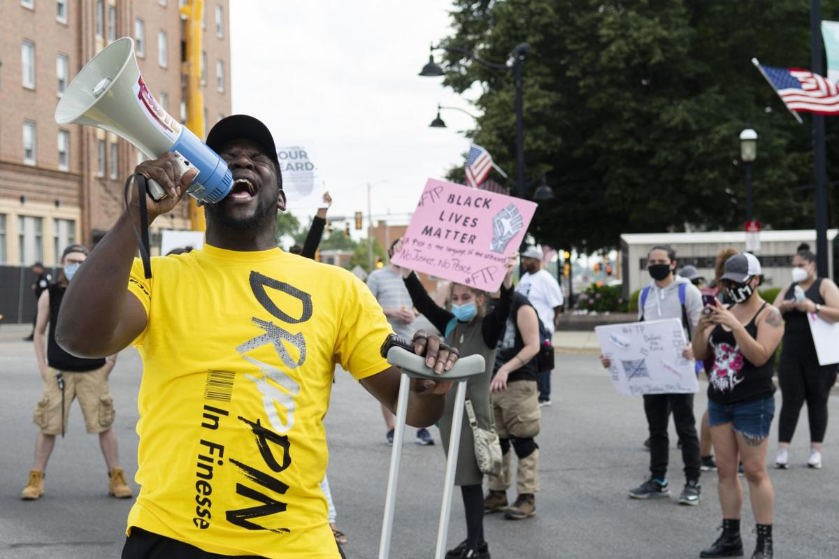 Photos: Respect Us march in Belleville