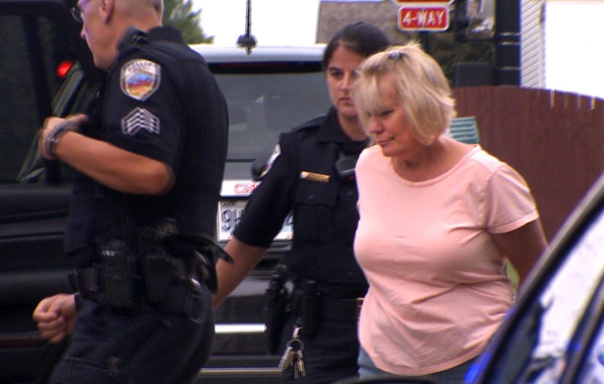 Pamela Hupp arrested