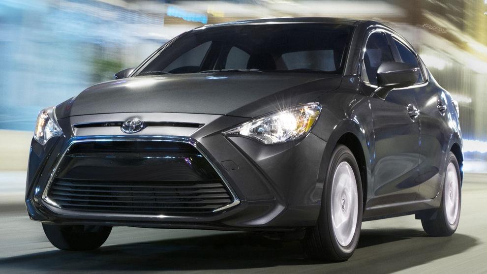 2017 toyota yaris ia no matter the moniker small sedan is sharp rh stltoday com
