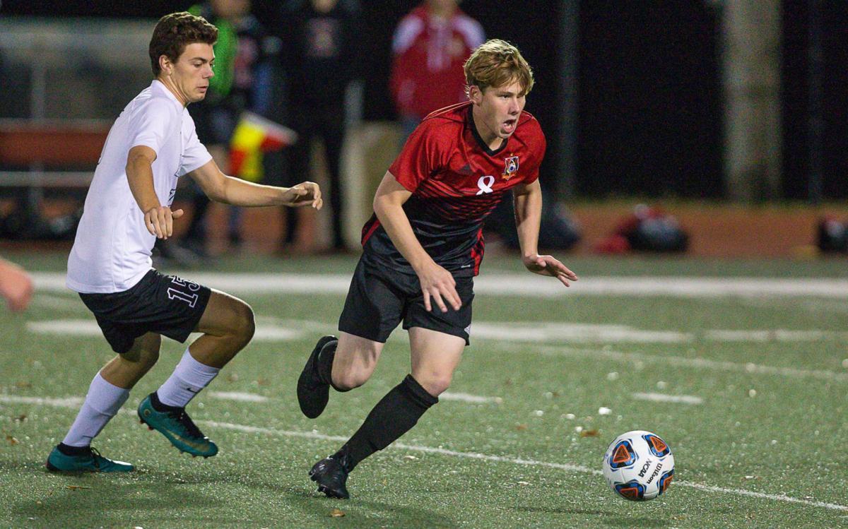 Parkway Central vs. Ladue boys soccer