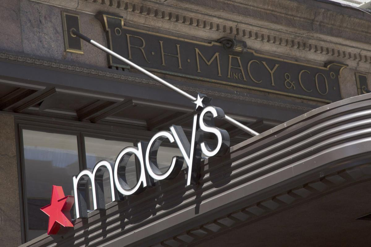 Macy's Profit Falls Nearly 13 Percent as Sales Drop