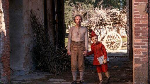 Italian 'Pinocchio' takes the wooden puppet to its roots