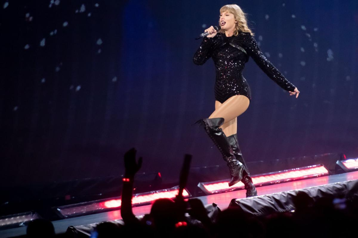 Taylor Swift S New Album Tells A Tale About A St Louis Born Oil Heiress The Blender Stltoday Com