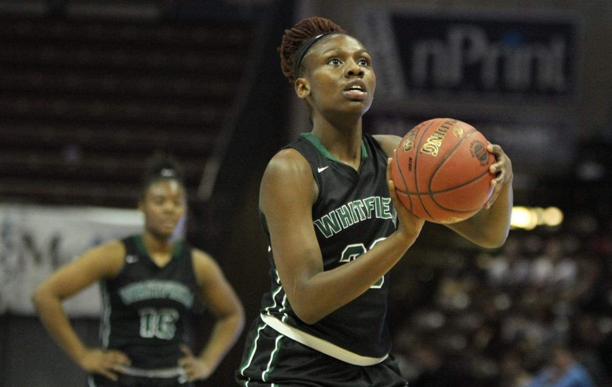 BenFred: Basketball standout carries on her father's name -- and his talent -- with pride