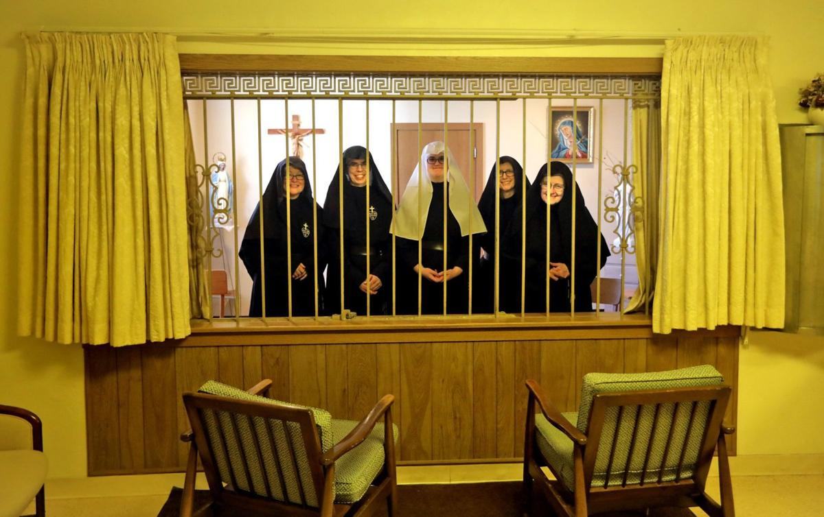 Life in the cloister: St. Louis County Passionist convent is like a ...