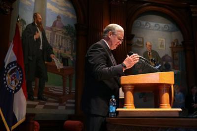 Governor speaks after legislature closes