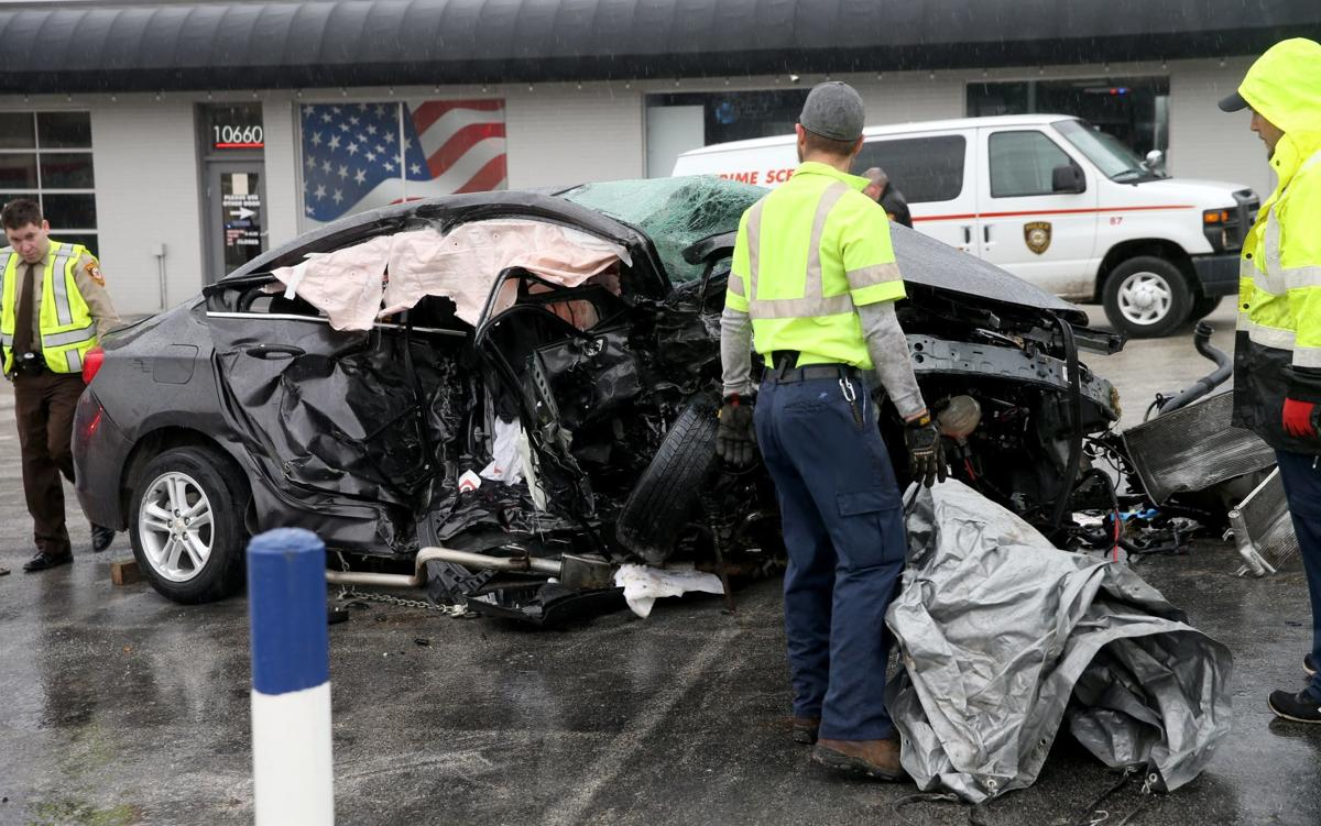Man dies in two-vehicle crash at intersection near Overland | Law