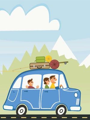 What To Do With Used Car Seats >> 10 games your kids can play on a road trip | Travels with ...