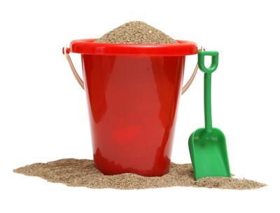 Sand shortage