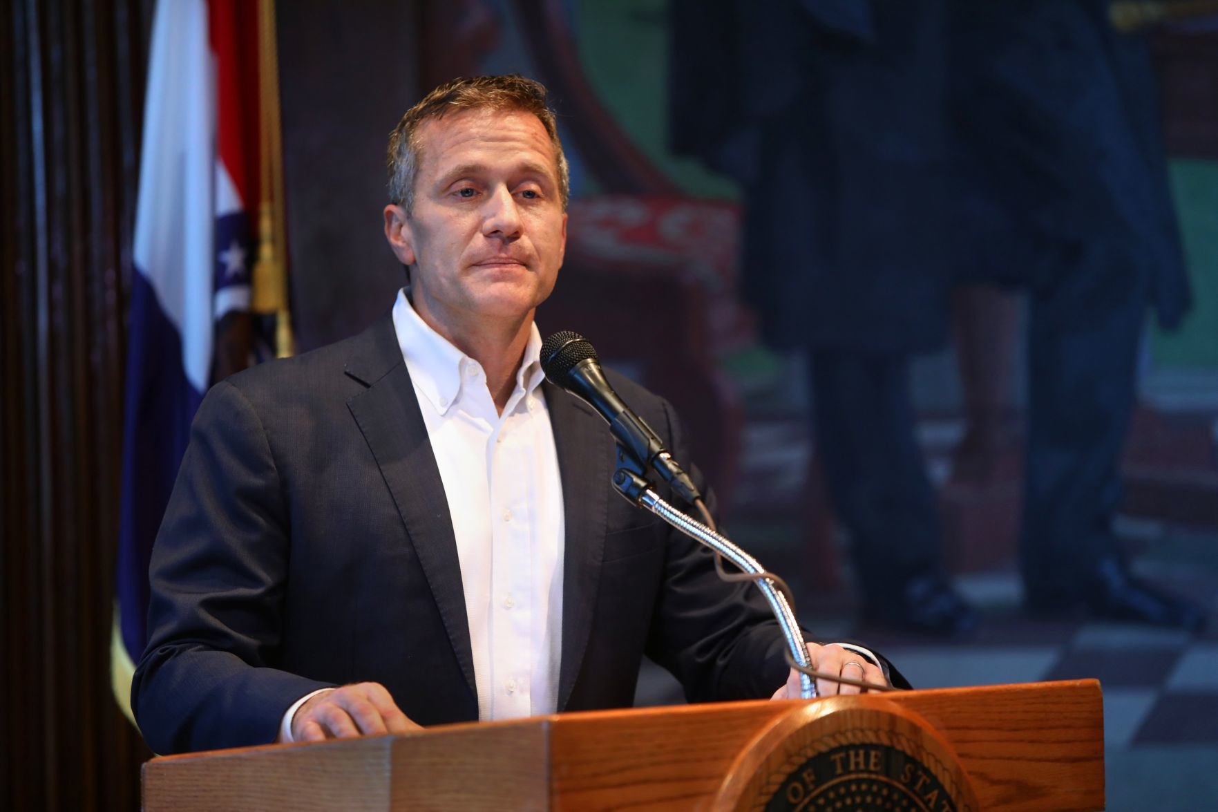 Eric Greitens resigns prosecutor drops computer tampering