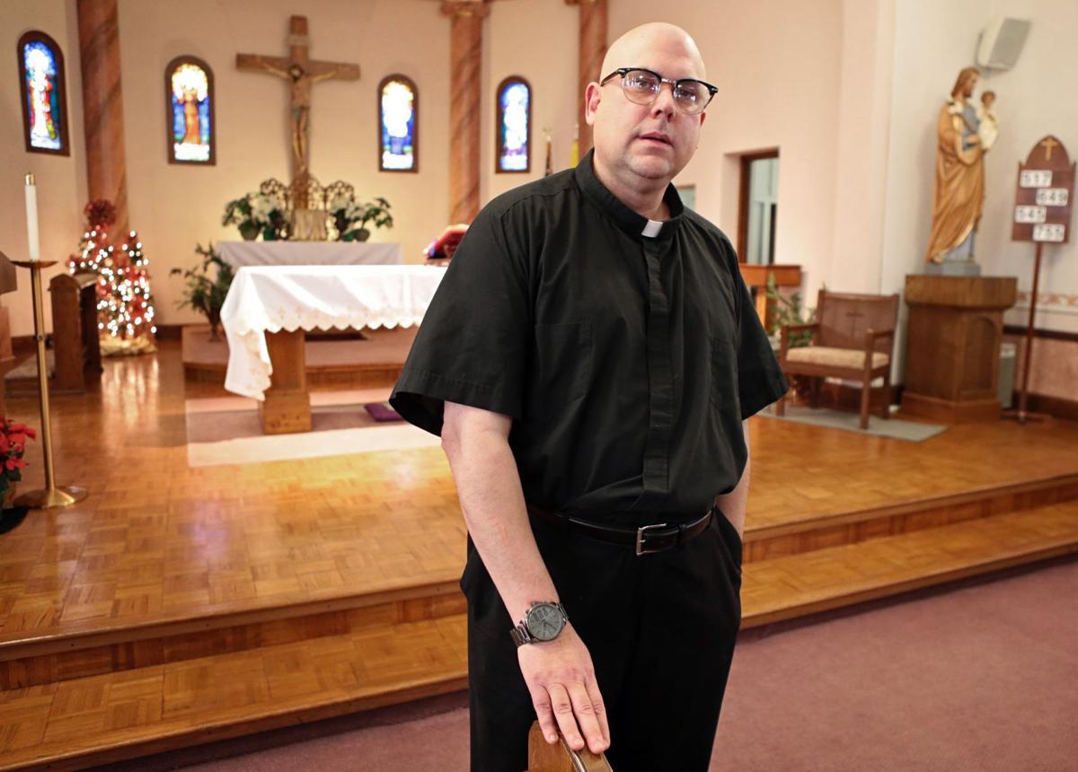 The Rev. Steven Poole