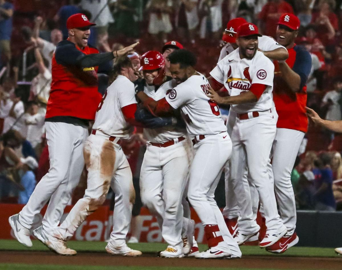 Cardinals walk it off in the tenth