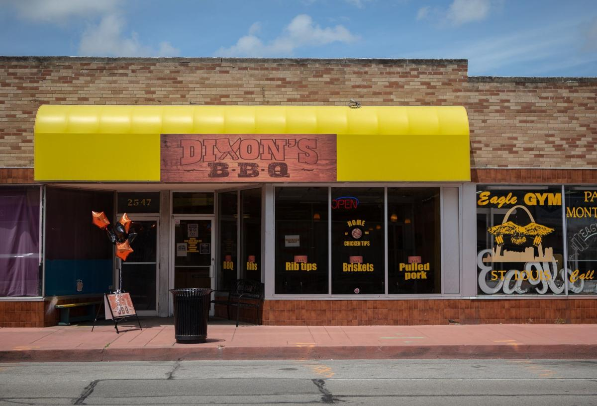 Dixon's BBQ