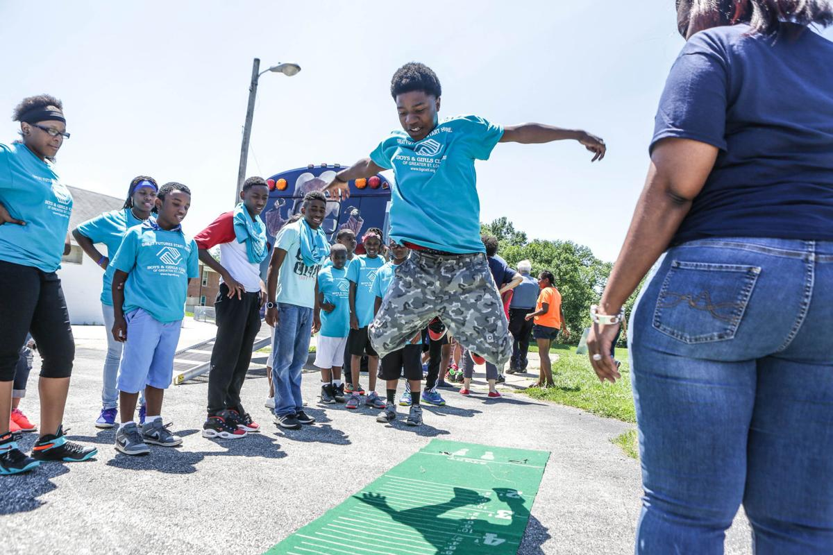 Boys & Girls Clubs: Sports and wellness