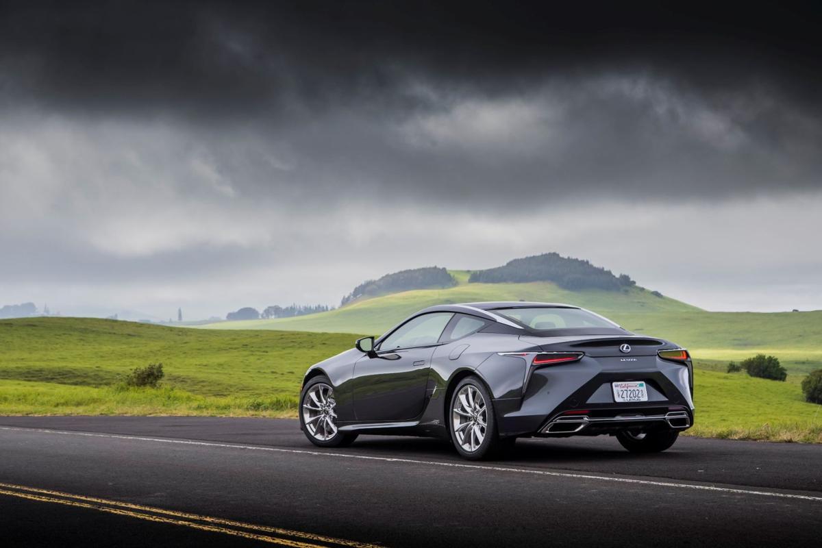 2018 Lexus Lc 500h Automotive Stltoday Com