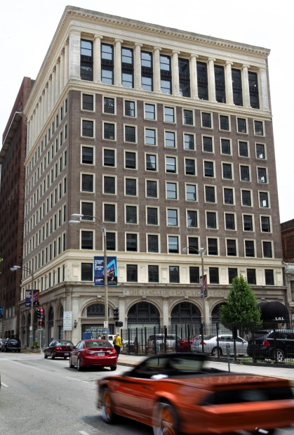 Old Laclede Gas Building Getting An Overhaul Business Stltoday Com