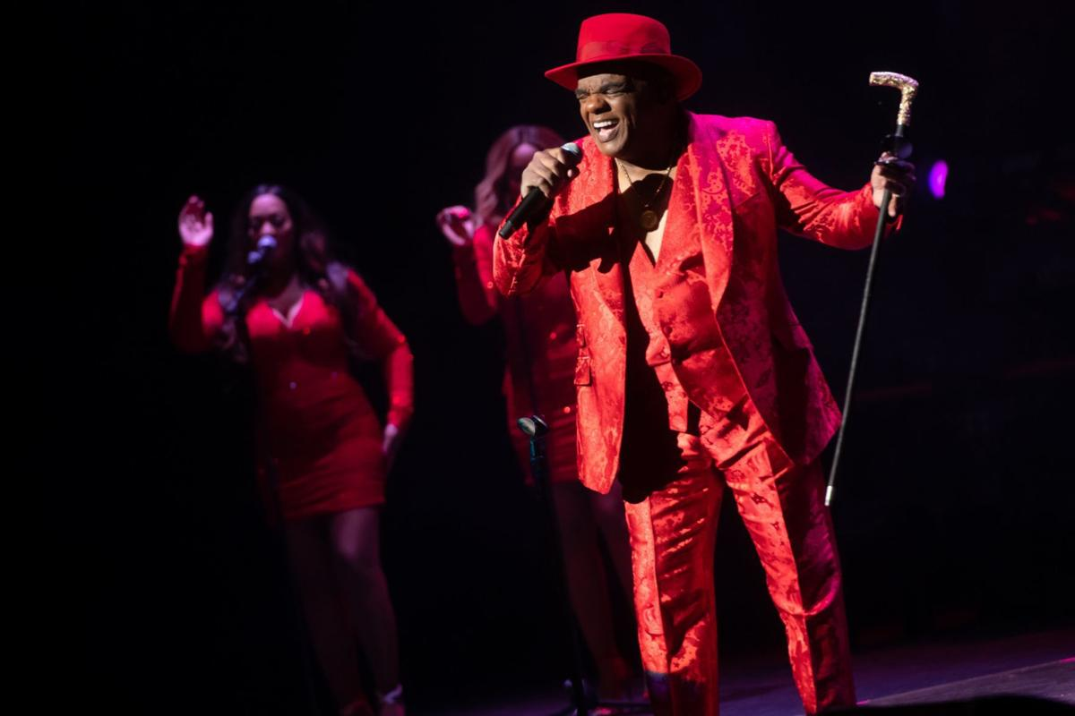 Isley Brothers at J. Scheidegger Center for the Arts