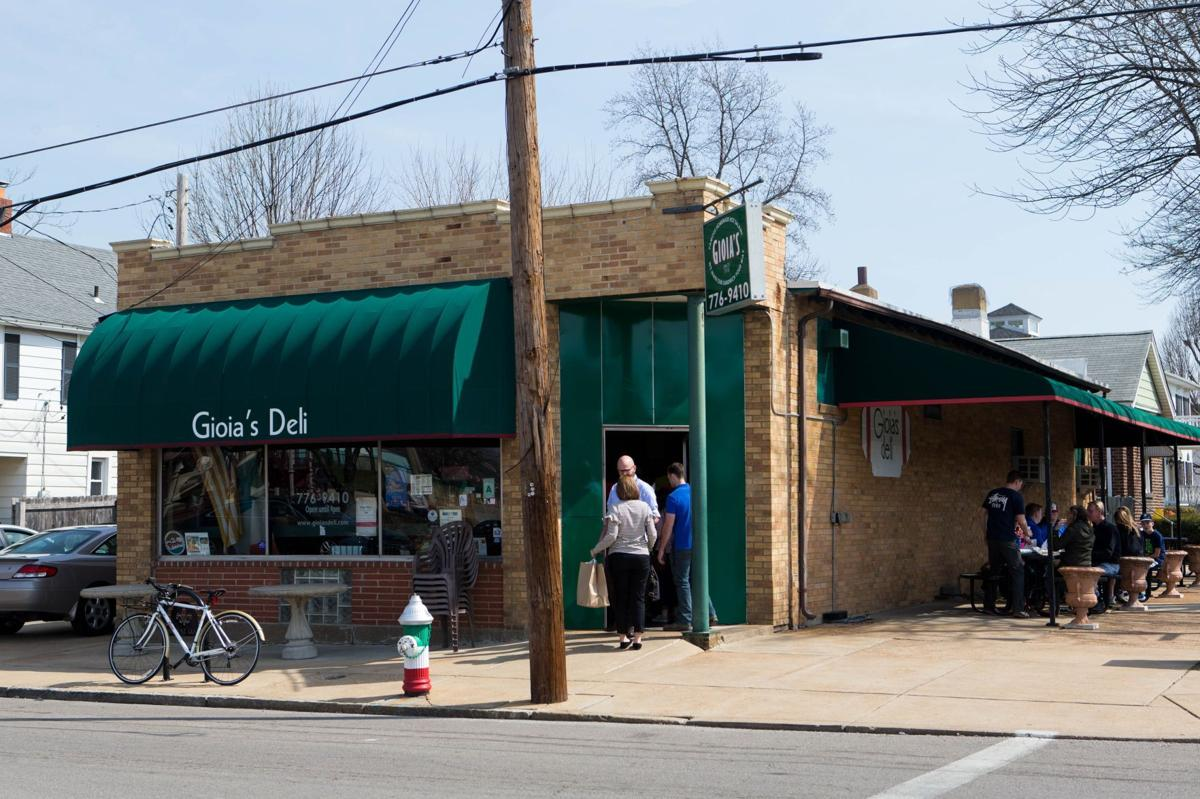 Gioia's restaurant expansion