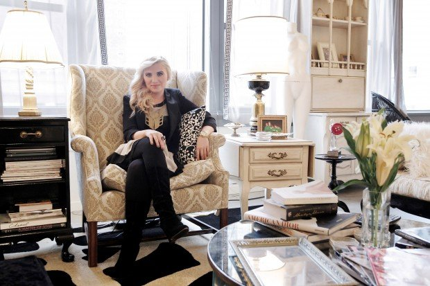 At Home: Laura Kathleen Planck, fashion designer | Home and Garden ...